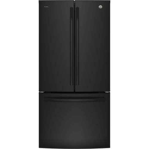 GE Profile BLACK BM FRIDGE CO-PNE25NGLKBB