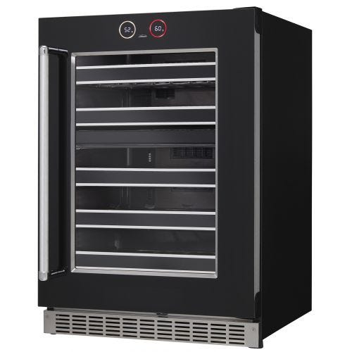 Danby WINE COOLER BLACK & STAINLESS CO-SRVWC050L