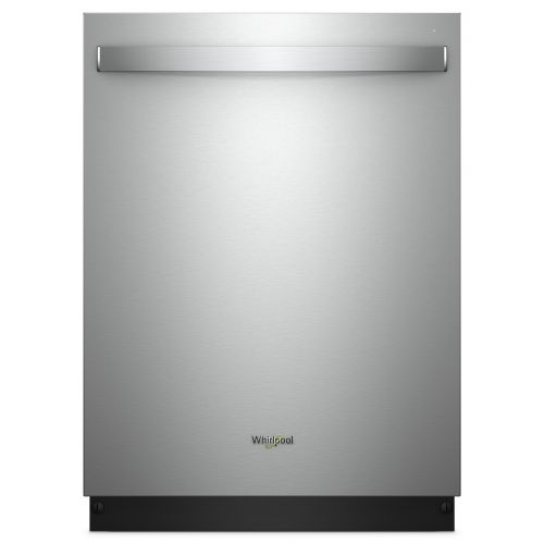 Whirlpool Stainless Steel Tub Dishwasher with Third Level Rack CO-WDT970SAHZ