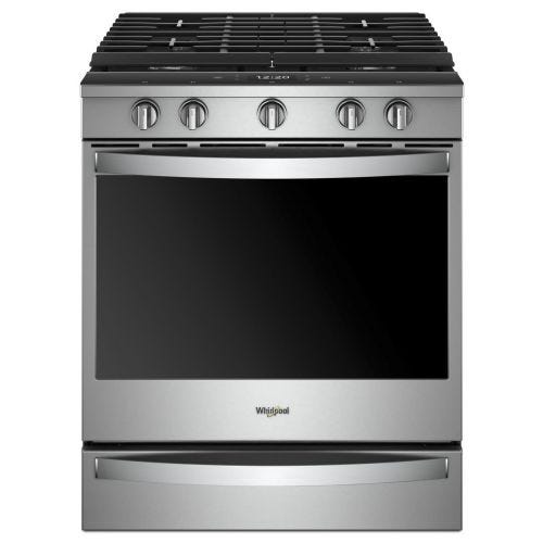 Whirlpool 5.8 cu. ft. Smart Front Control Gas Range CO-WEG750H0HZ