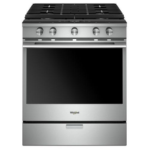 Whirlpool 5.8 Cu. Ft. Slide-in Gas Range CO-WEGA25H0HZ