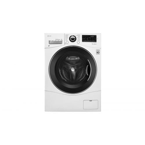 LG 24 inch, 2.6 cu.ft. All-in-One Front Load Washer / Dryer Combo CO-WM3488HW