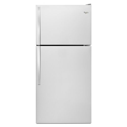 "Whirlpool 30"" Wide Top-Freezer Refrigerator with Flexi-Slide Bin CO-WRT318FZDM"