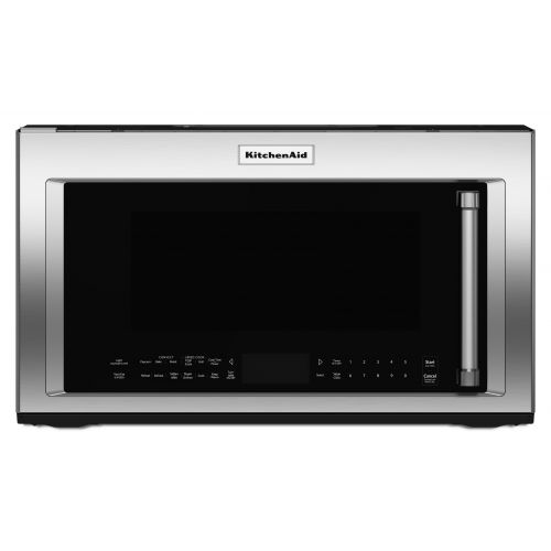 "KitchenAid 1000-Watt Convection Microwave with High-Speed Cooking - 30"" CO-YKMHP519ES"