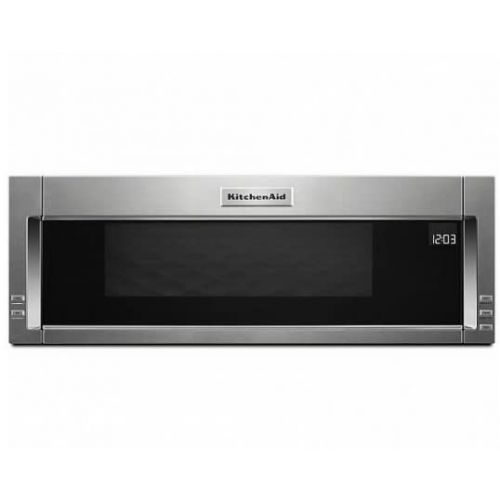 KitchenAid 1000-Watt Low Profile Microwave Hood Combination CO-YKMLS311HSS