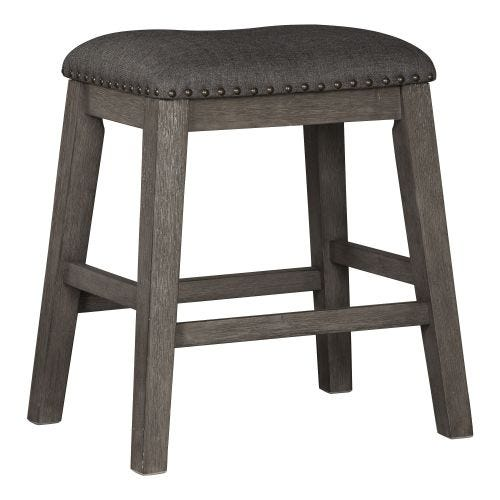CAITBROOK COUNTER HEIGHT BACKLESS STOOL