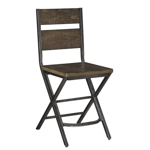 KAVERA COUNTER HEIGHT STOOL