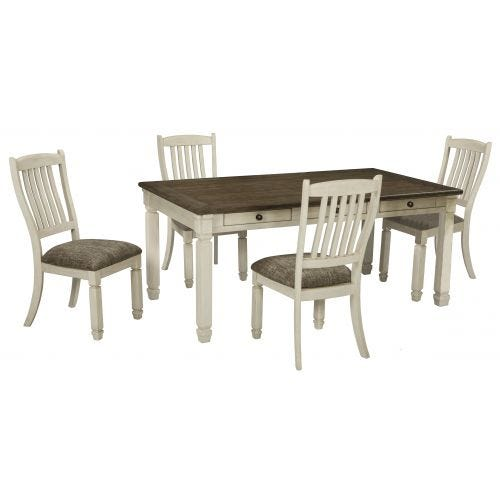BOLANBURG 5 PC DINING SET