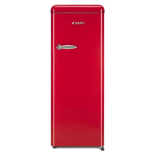 Marathon 9.0 CU FT RETRO DESIGN RED ALL FRIDGE ERAR88RED