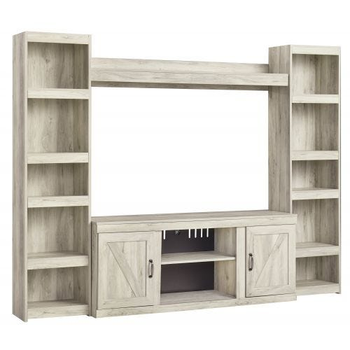 BELLABY 4 PC WALL UNIT