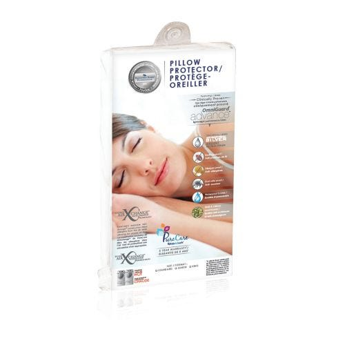 Air-Xchange Queen Pillow Protector