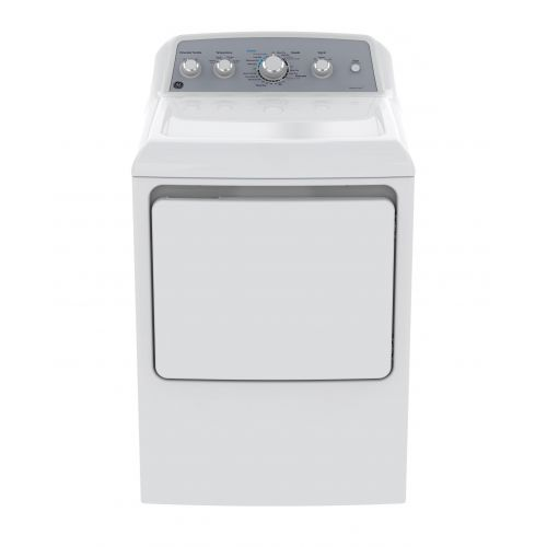 GE 7.0 CU FT ELECTRIC DRYER W/SENSOR DRY GTD45EBMKWS