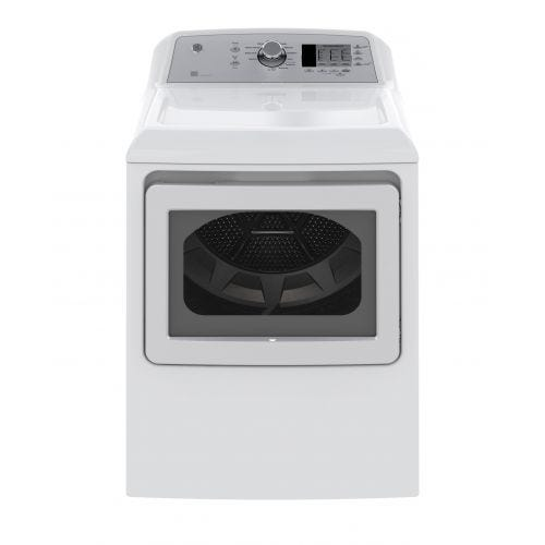 GE 7.4 CUFT WHITE GAS DRYER GTD65GBMKWS