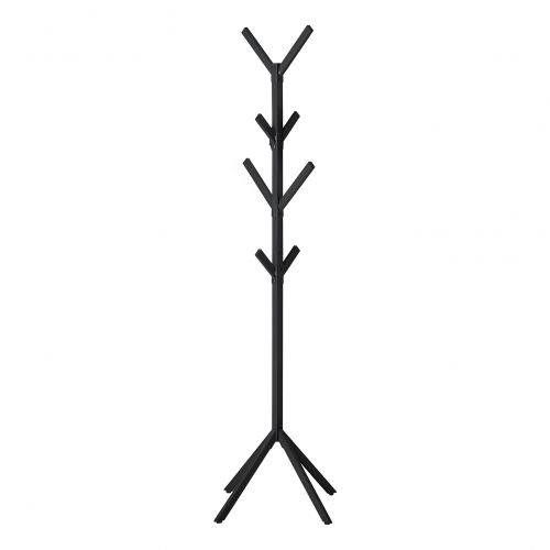 LIAM COAT RACK - BLACK