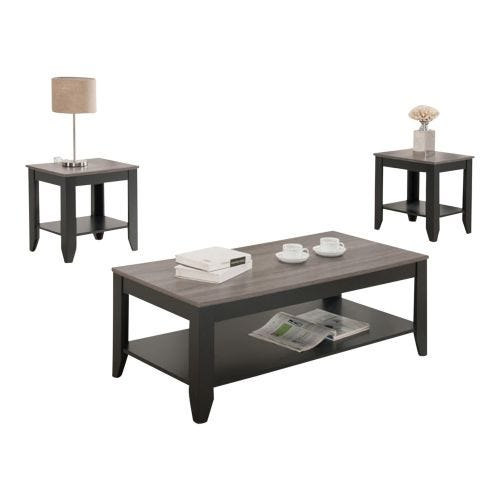 ARI COFFEE TABLE AND TWO END TABLES