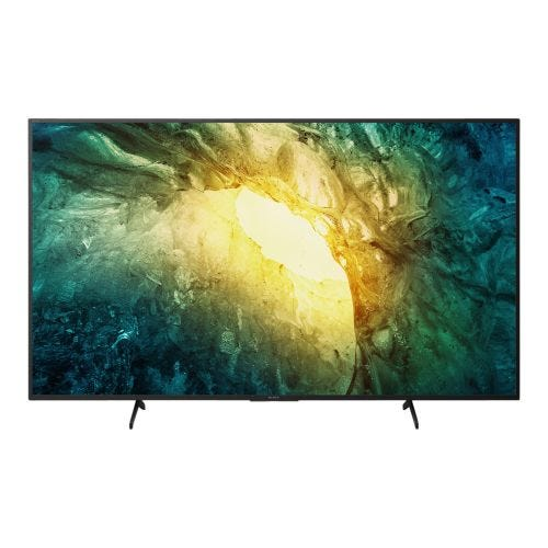 "Sony 75"" 4K UHD HDR ANDROID SMART TV (KD75X750H)"