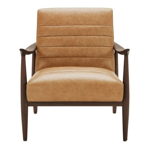 COPLEY CAMEL ACCENT CHAIR