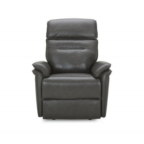 CHLOE GREY POWER GLIDER RECLINER