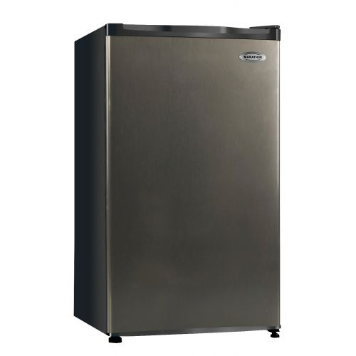 Marathon 4.5 CU FT BLACK STEEL ALL REFRIGERATOR MAR45BLS
