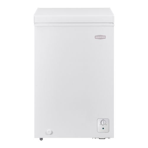 Marathon 3.5 CU FT CHEST FREEZER MCF36W