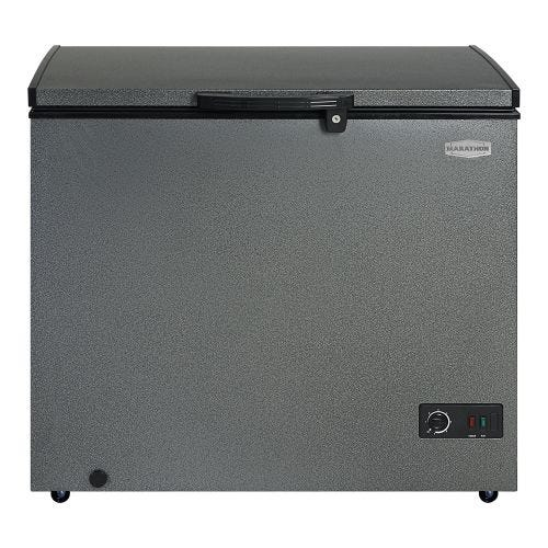 Marathon 7.0 CU FT GRANITE LOOK CHEST FREEZER MCF70GRD MCF70GRD-1