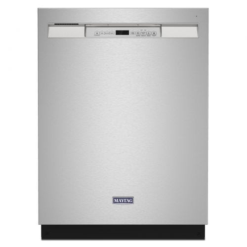 Maytag Stainless Steel Tub Dishwasher with Dual Power Filtration MDB4949SKZ