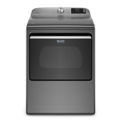 Maytag Smart Capable Top Load Gas Dryer with Extra Power Button - 7.4 cu. ft MGD6230HC