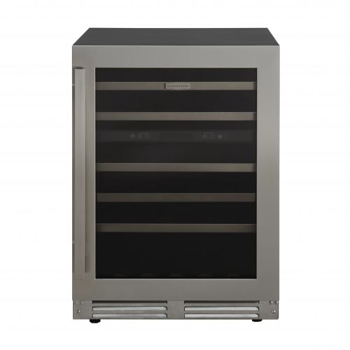 Marathon BUILT IN/FREESTANDING DUAL ZONE WINE COOLER MWC56-DSS