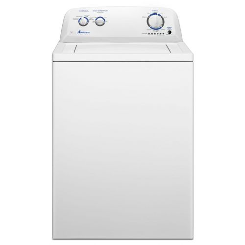 Amana 4.4 cu. ft. Top-Load Washer with High Efficiency Agitator NTW4519JW