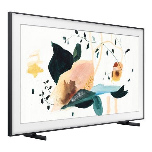 "Samsung 65""4K THE FRAME QLED TIZEN SMART TV-QN65LS03TAFXZC"