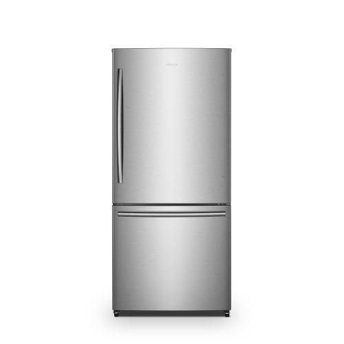Hisense 17 CU FT S.S. BOTTOM FREEZER FRIDGE RB17N6DSE
