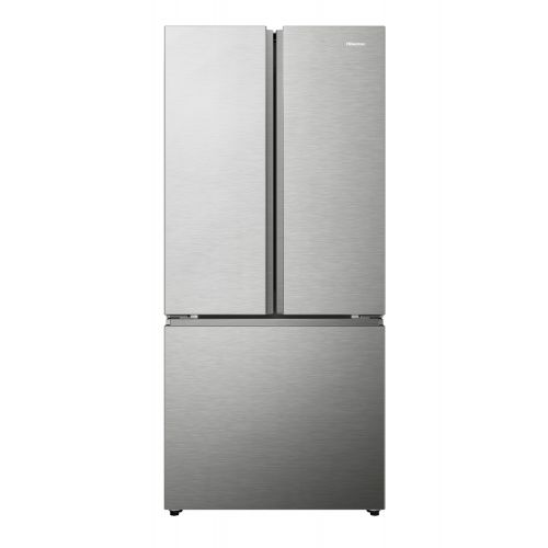 Hisense Stainless Steel French Door Fridge - RF210N6ASE