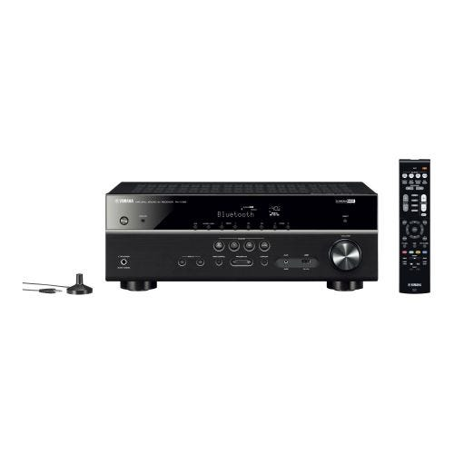 Yamaha 5.1 CH AV HOME THEATRE RECEIVER WITH BLUETOOTH RXV385B