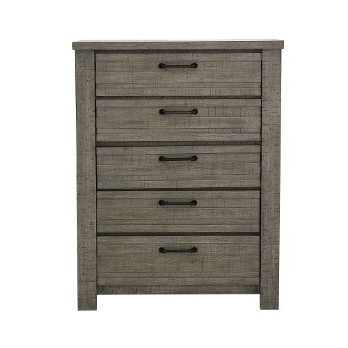 COBBLEHILL CHEST - GREY