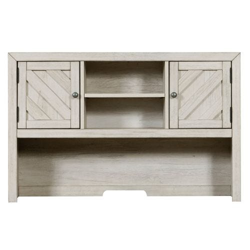 RIVERWOOD YOUTH HUTCH FOR DESK
