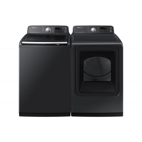 Samsung TOP LOAD WASHER AND ELECTRIC DRYER SET SAM7455EL