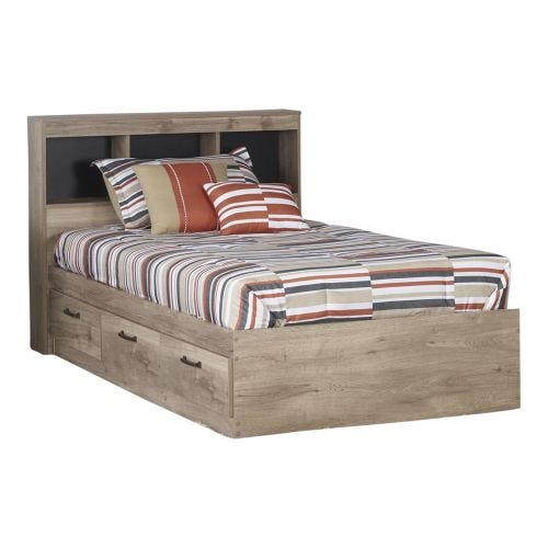 SAHARA TWIN 2 PC MATES BED