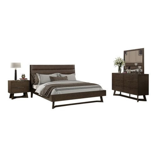 NORWAY QUEEN 6 PC BEDROOM SET