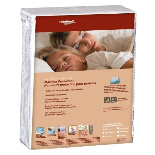 King Size StainGuard Mattress Protector