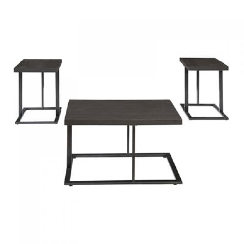 AIRDON COFFEE AND TWO END TABLES