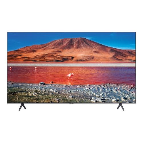 "Samsung 70"" 4K UHD HDR LED TIZEN SMART TV UN70TU7000BXZC"
