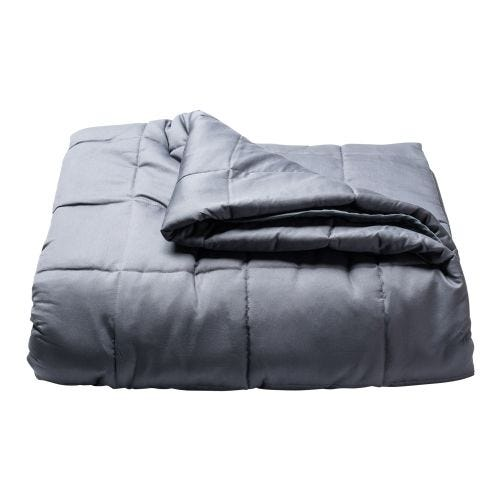 REST CALM 15 LB. WEIGHTED BLANKET SIZE: 48 X 72""