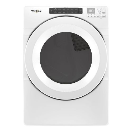 Whirlpool 7.4 cu. ft. Front Load Gas Dryer with Intuitive Touch Controls WGD5620HW