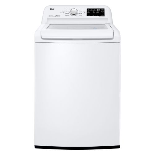 LG 5.2 cu.ft Top Load Washer with 6Motion Technology WT7100CW
