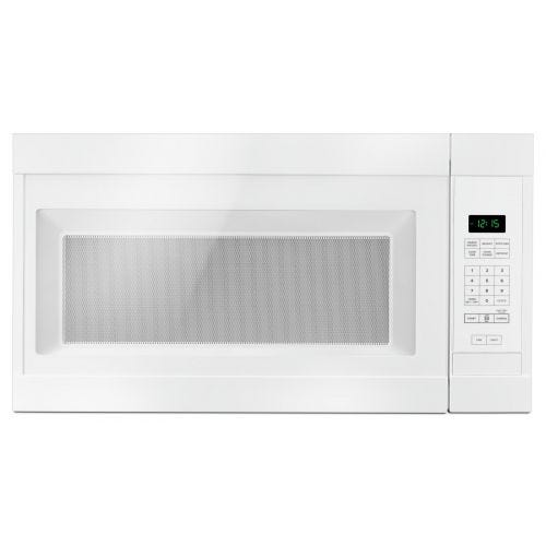 Amana 1.6 cu. ft. Over-the-Range Microwave with Add 0:30 Seconds YAMV2307PFW