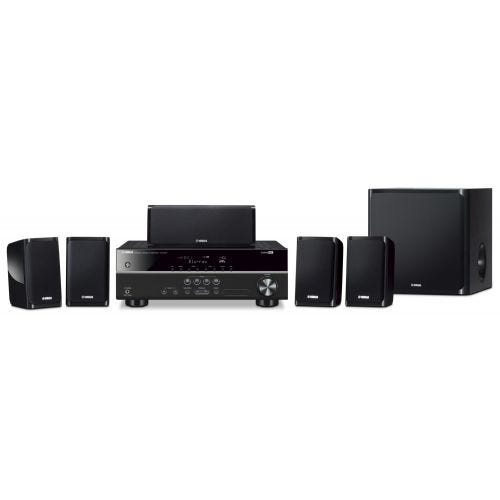 Yamaha 5.1-Channel Home Theatre System YHT1840B