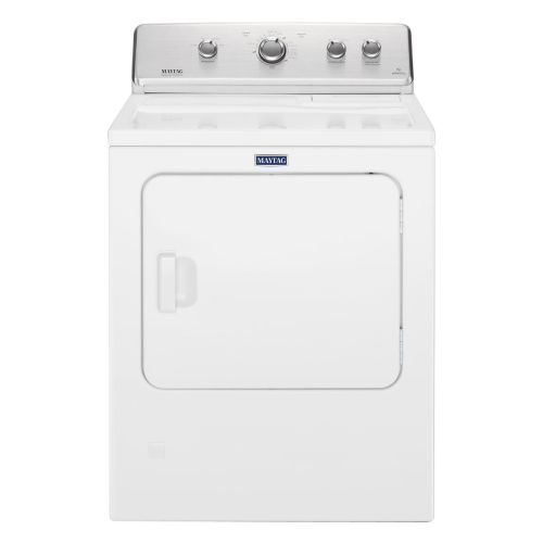 Maytag Large Capacity Dryer with Wrinkle Control – 7.0 cu. ft. YMEDC465HW