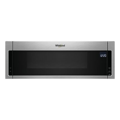 Whirlpool 1.1 cu. ft. Low Profile Microwave Hood Combination YWML75011HZ