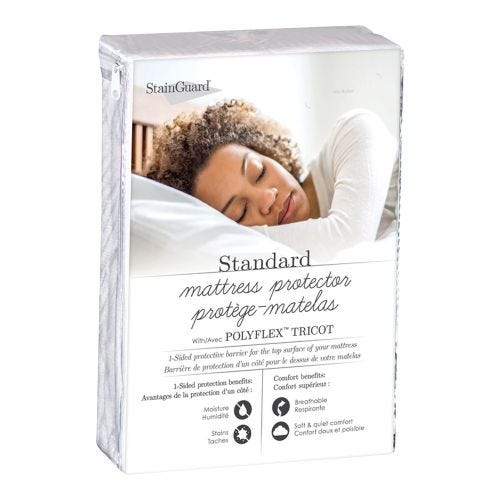 TWIN XL STAINGUARD MATTRESS PROTECTOR