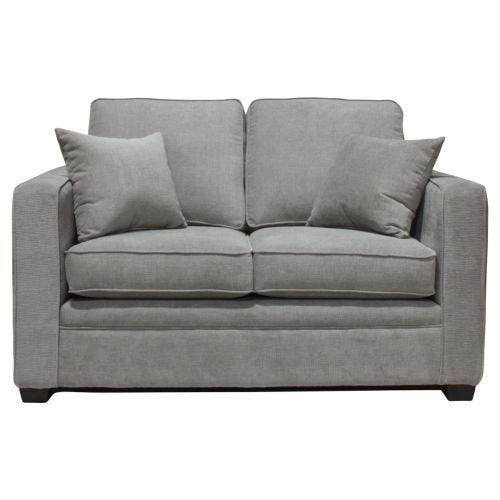 PIPER PEWTER LOVESEAT